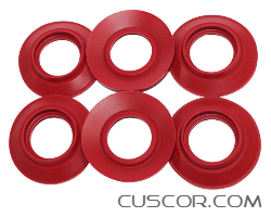 SILICONE rubber gaskets seals o-rings